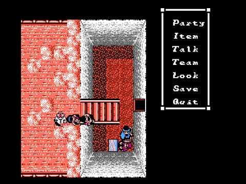 NES Longplay [742] Sweet Home (Fan Translation)
