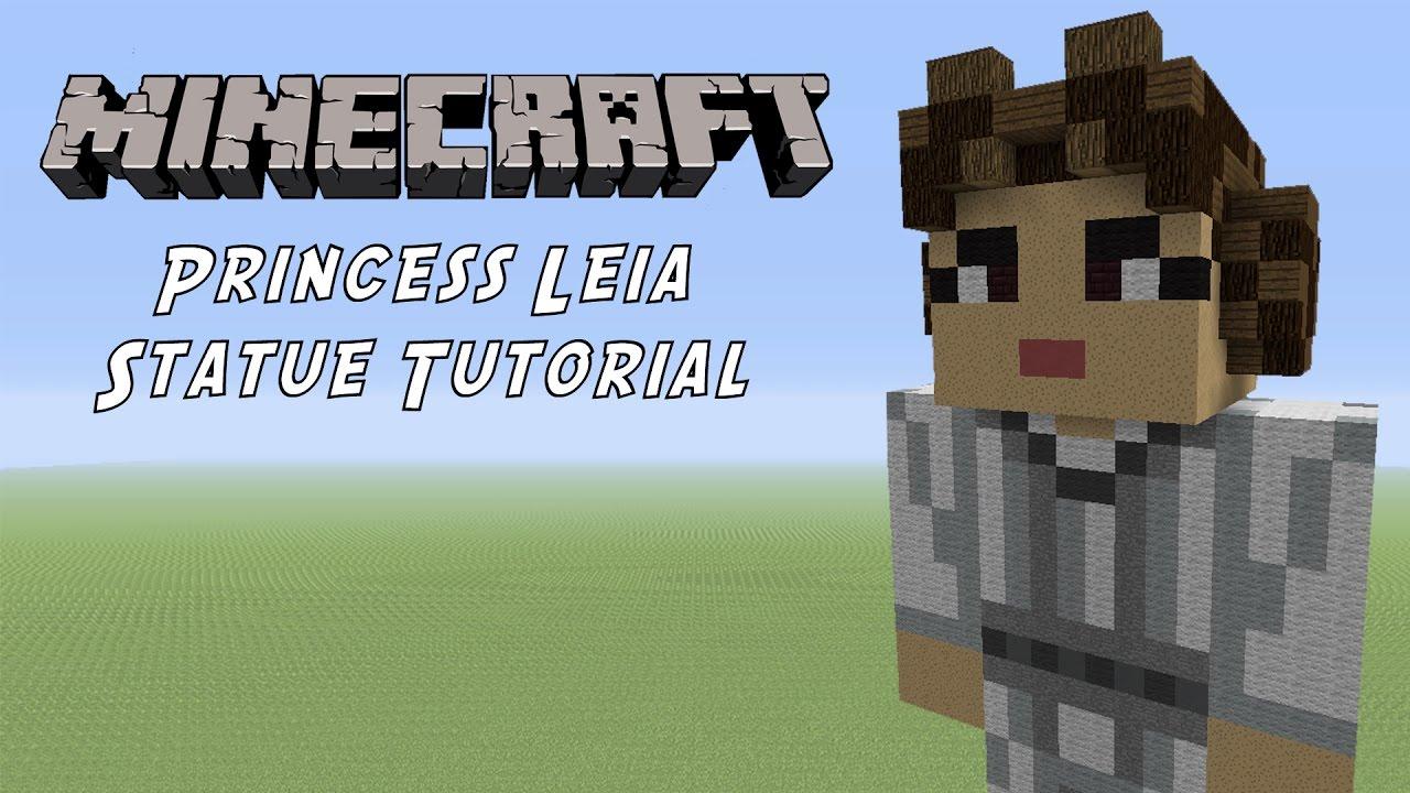 How To Build Kylo Ren In Minecraft