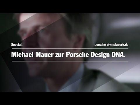 Porsche Design DNA - Interview mit Michael Mauer