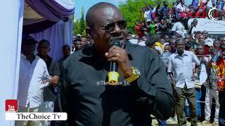 Professor Jay, RC Makonda na Mngereza wa BASATA Wanena Mazito Msiba wa Godzilla