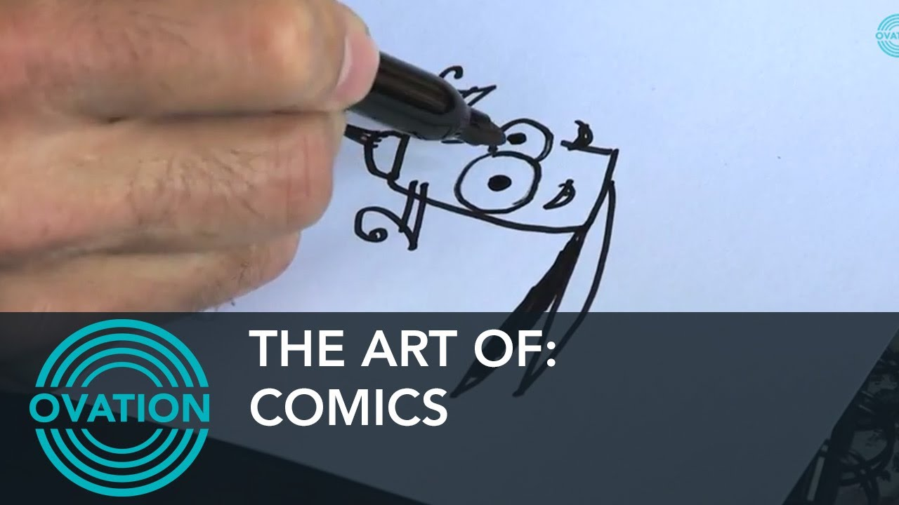 how to draw your own comic