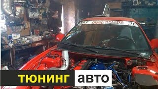 тест драйв tuning ford probe turbo