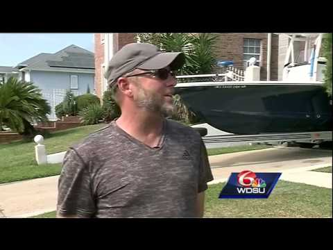 What people say about resettling due to Louisiana's coast sinking