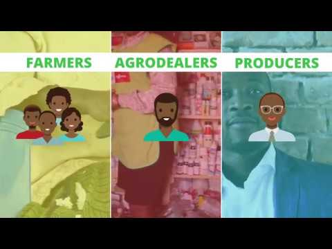 Mtela - Uberizing Africa's Agricultural Inputs Market
