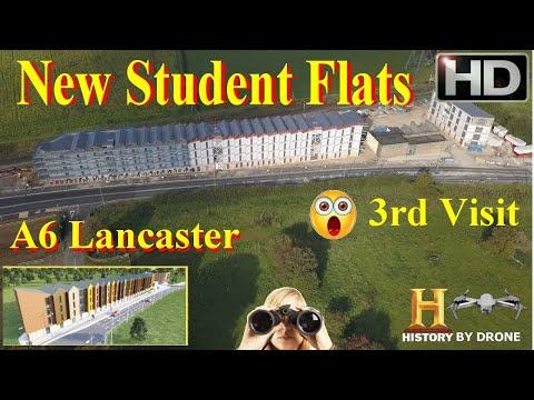 🏗️ New Student Flats On Scotforth Rd (A6) Near Uni. 🏗️ (Third Visit) September 2020
