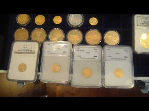 GOLD COINS: Buying, Grading, Collecting and Enjoying Them. HOW TO START A GOLD COIN COLLECTION.
