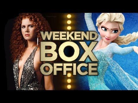Weekend Box Office - Jan. 3-5, 2014 - Studio Earnings Report HD
