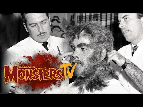 Michael Westmore & The Westmore Legacy  Famous Monsters TV