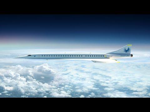 The Supersonic Future   Overture