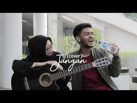 Marion Jola - Jangan ft. Rayi Putra (annissawd X sandimonday acoustic cover)