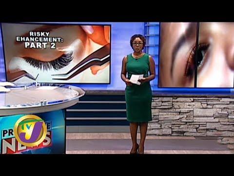 TVJ News: Eyelash