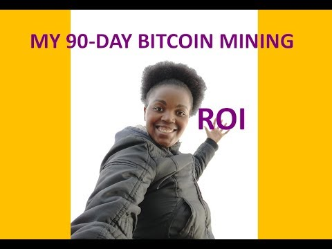Bitclub Network 90 Day Bitcoin Mining Review ROI Results
