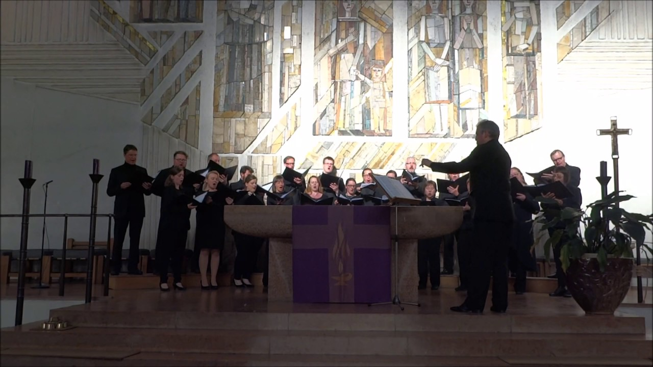 Crux fidelis - Richard Quesnel - Collegium Vocale Munchen