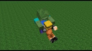 Minecraft Animation - Naruto