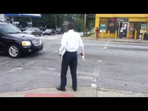 Apostle Bateman - Recent Evangelism in Atlanta, GA