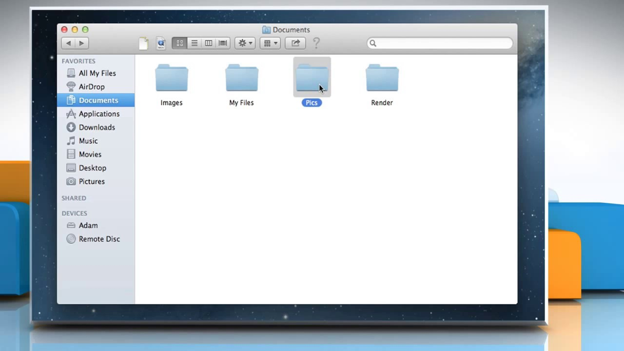 How To Merge Two Folders In Mac� Os X™