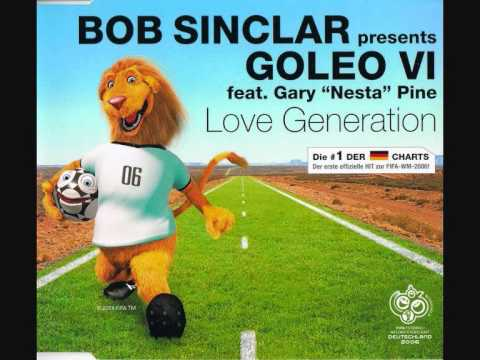 01. Bob Sinclar Feat. Gary ''Nesta'' Pine - Love Generation (Radio Edit.)