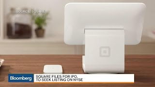Square Files for IPO, Seeks Listing on NYSE