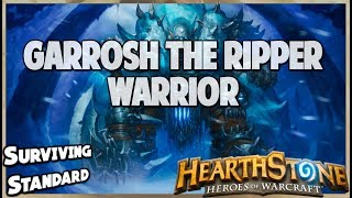 Garrosh the Ripper | Surviving Standard 78 | Hearthstone | Kobolds and Catacombs