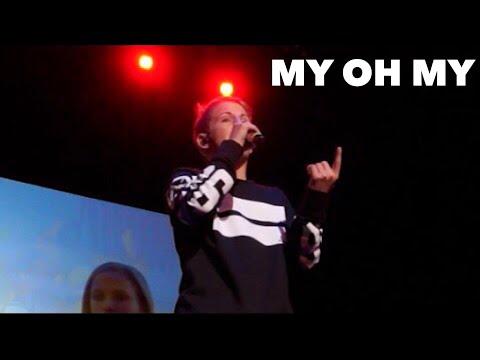MattyB - My Oh My (Live in Boston)