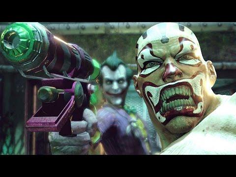 EL PLAN DEL JOKER REVELADO!!! | Arkham Asylum en Español (Return to Arkham PS4) | #10