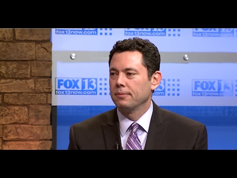 Full interview: Rep. Jason Chaffetz on 3 Questions