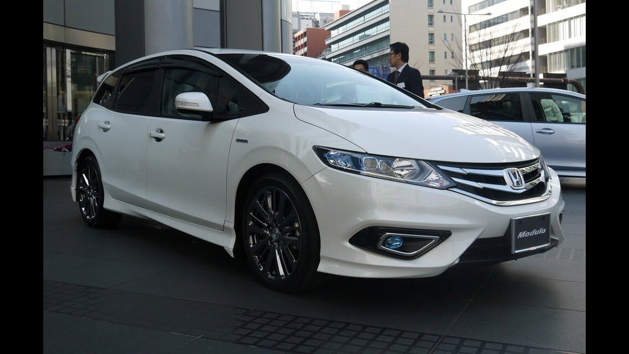 2015 Honda Jade Hybrid - YouTube