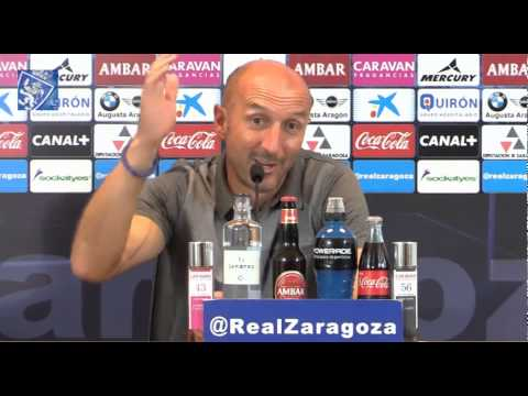 Ranko Popovic en rueda de prensa - 16/8/2015