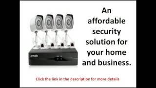 zmodo security camera systems reviews