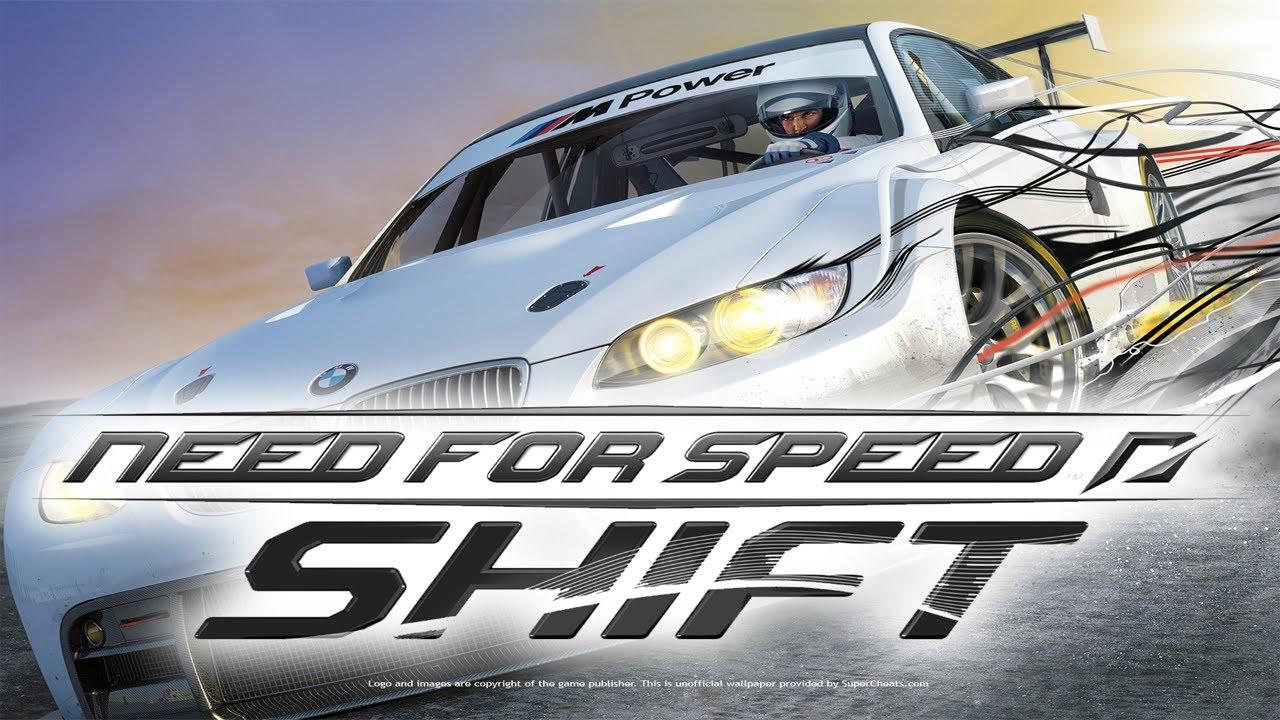 Обложка игры NFS: Shift