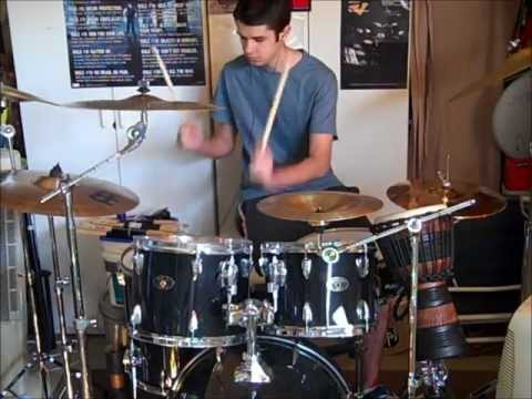Michael Tucker - I Can Only Imagine - Mercy Me - Drum Cover