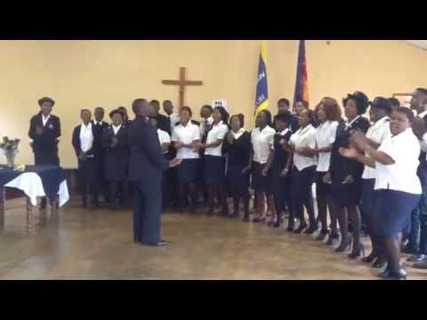 Amazingly talented Salvation Army youngsters EPIC ENDING!! MUST WATCH!!