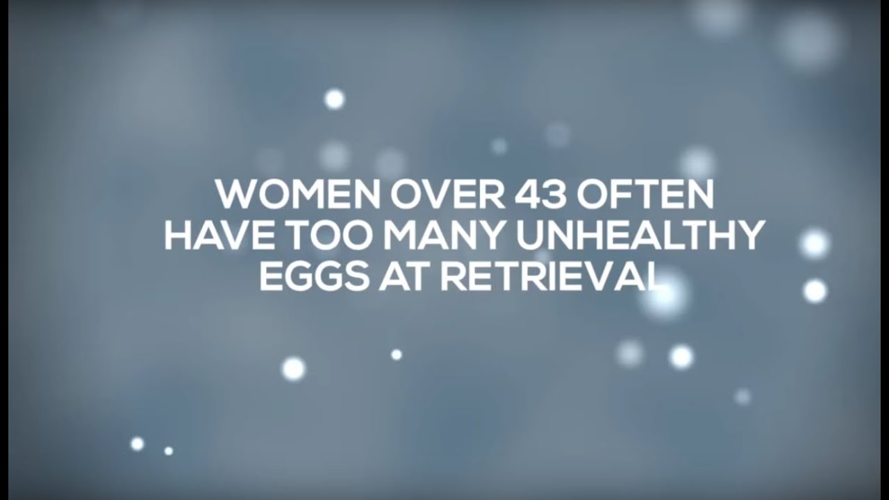 Egg Retrieval for IVF in Women 43+: