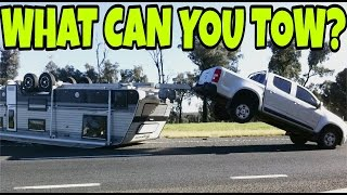 BEFORE YOU TOW, WATCH THIS! THE ULTIMATE ADVICE