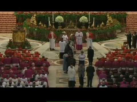 William Byrd - Ave verum corpus (Westminster Abbey Choir)