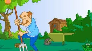Savez vous planter les choux - Comptines et chansons pour enfants