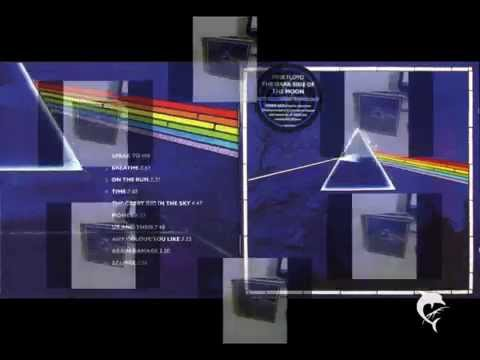 The Dark Side of the Moon SACD 01 - Speak to Me / 02 - Breathe/ 03 - On the  Run 3:59 Part 01