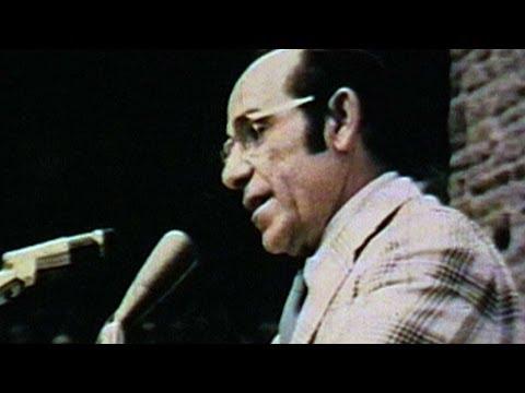 Yogi Berra Enters The Hall Of Fame