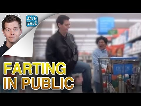 FARTING IN PUBLIC AGAIN