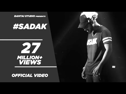 EMIWAY- #SADAK (OFFICIAL MUSIC VIDEO) | RAFTAAR | PSYIK.