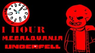 Скачать Underfell Undertale AU M E G A L O V A N I A 1 Hour One Hour Of