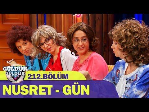 Güldür Güldür Show 212.Bölüm   Nusret-Gün
