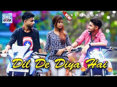 Dil De Diya Hai | Rahul Jain's Unplugged | Fanmade Love Story | Sky Lover |