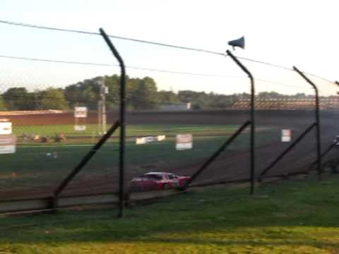 9-17-11 Sportsman Hot Laps Bluegrass Speedway