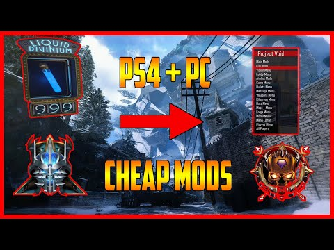 Unlock All & Unlimited Liquid Divinium CHEAP - Call of Duty Black Ops 3 Zombies