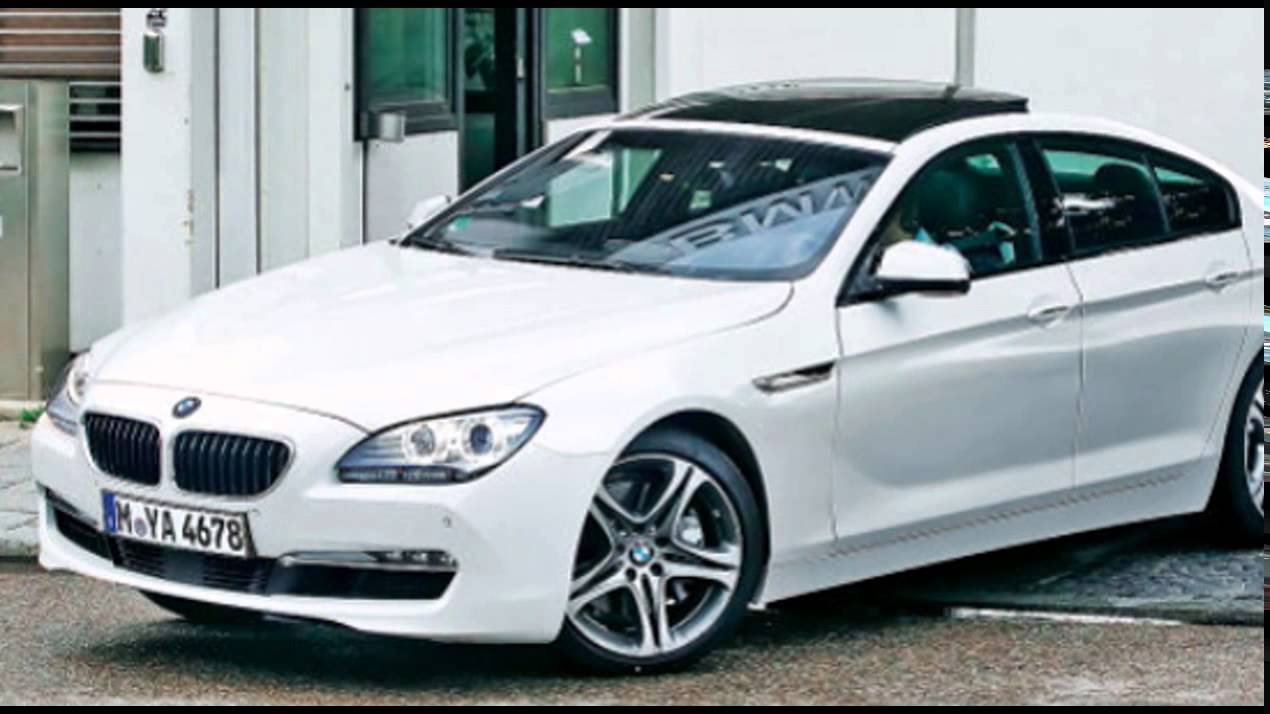 2016 Bmw 640i Coupe Mineral White Metallic Youtube