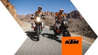 KTM 1090 & 1290 ADVENTURE R - go offroad extreme | KTM