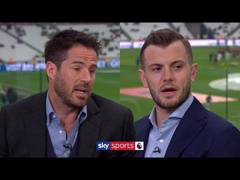 Jamie Redknapp & Jack Wilshere gives opinion on Marko Arnautovic's rumoured transfer to China