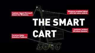 Whole Foods Smarter Cart - Chaotic Moon