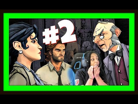 WHY ARE YOU STILL ALIVE?!?!?! | The Wolf Among Us Episode 2 Gameplay